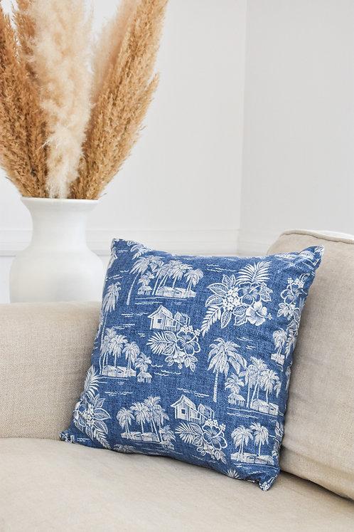 Palm Paradise Cushion Cover
