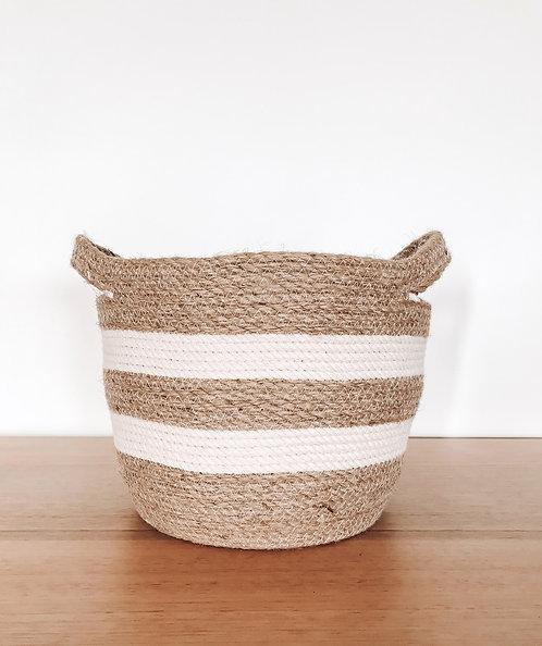 Charlie Rope Basket