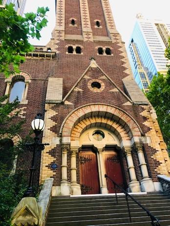 Old World Churches