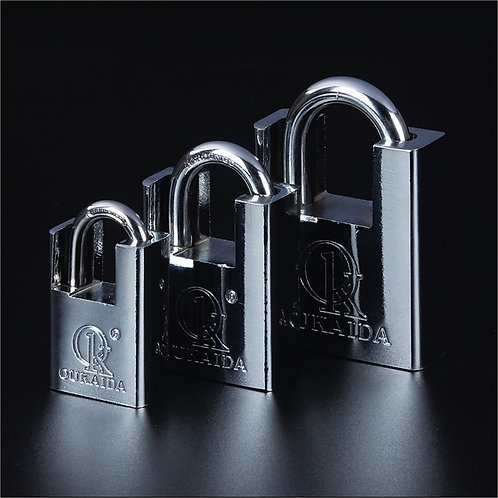 Guarded Shackle Pad Locks