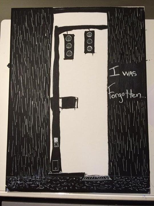 I was forgotten