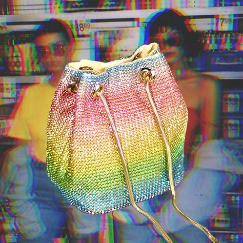 Taste The Rainbow Handbag - Rainbow