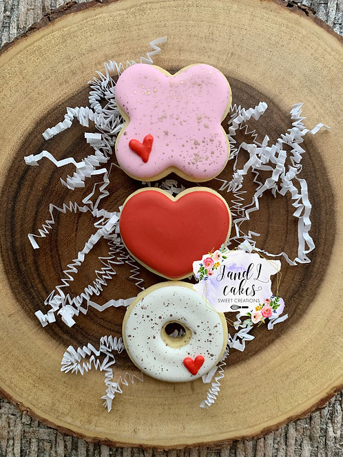 Mini Cookies Set.