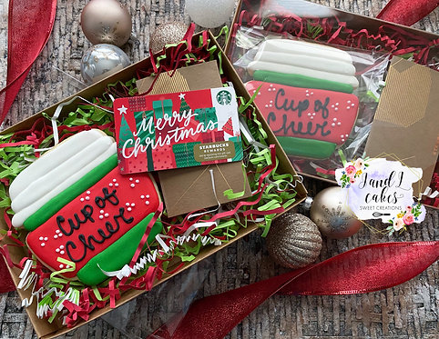 Cup of Cheer gift set