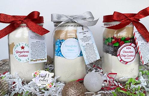DIY Cookie Jar (Gift set)