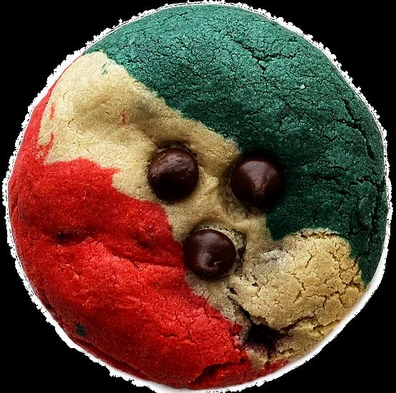 1/2 Pound Rainbow Cookie