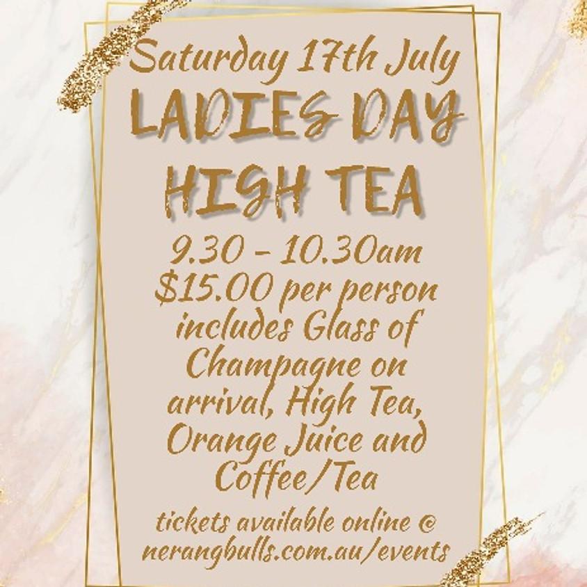 Ladies Day High Tea
