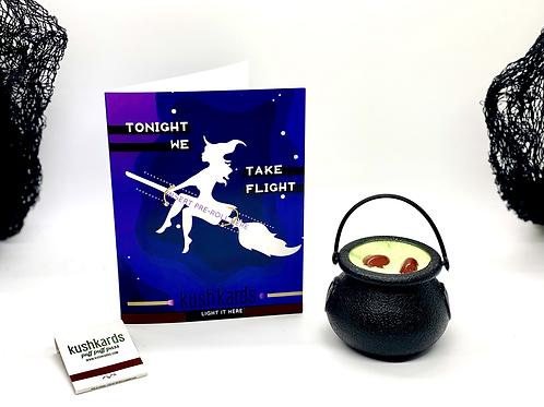 Cauldron+ Take Flight | Soak + Toke
