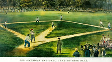 Stuff I learned about...19th century baseball!