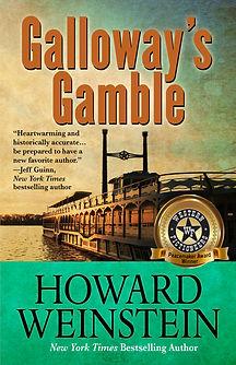 Galloway's Gamble Trade front cover Awar