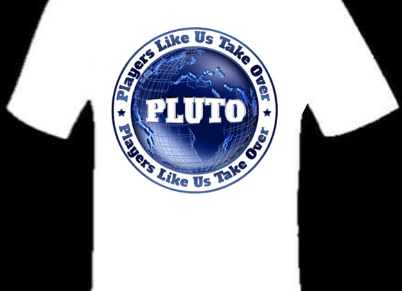 Pluto Short  T-Shirt