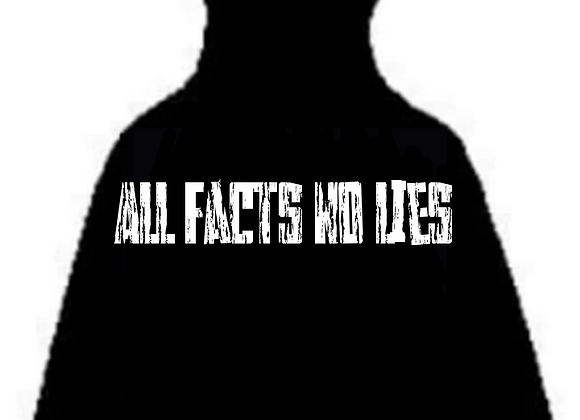 ALL FACTS NO LIES HOODIE