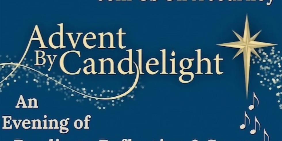 Advent by Candlelight [SOLD OUT]
