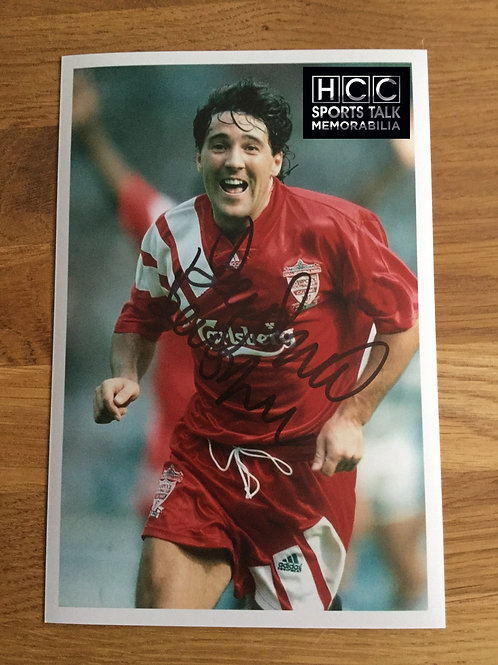 DEAN SAUNDERS SIGNED PRINT