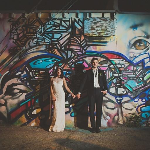 Smog Shoppe Los Angeles (Blind Barber Wedding)