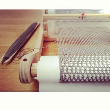 もじり織り