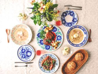 2017ルチナさん来日&出版記念イベント『ポーランド料理と伝統工芸の宵』