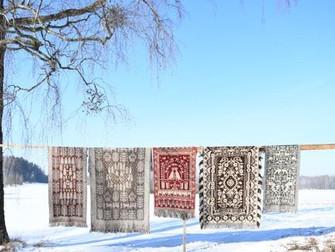 『ポーランド・ヤノフ村の織物と伝統工芸品展』2018 in kyoto