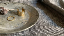 真鍮の指環をツクル会       BRASS RING WORKSHOP
