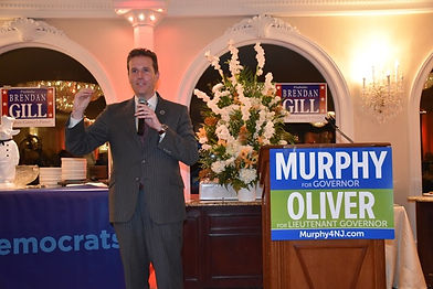 Murphy For Governor Oliver For Lieutenant Governor