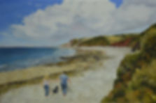 On Peppercombe Beach.jpg