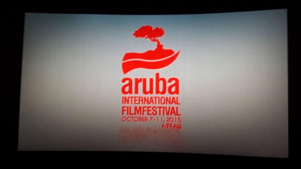 At Aruba Int'l Film Festival 2015!