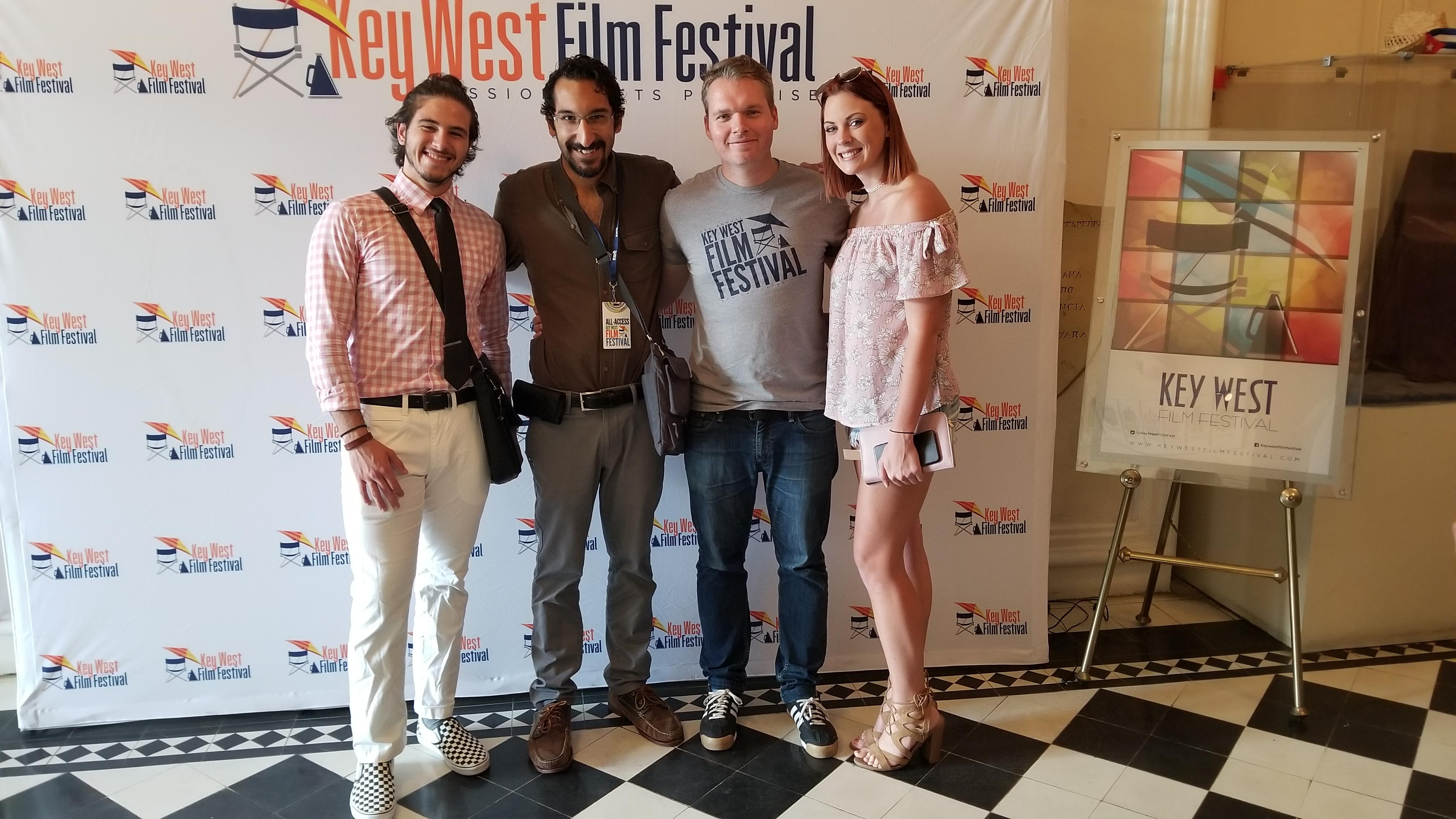 At Key West Film Festival 2017!