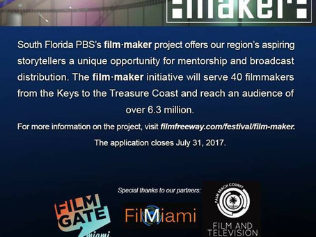 Blog Post #25: The 'film-maker' Project