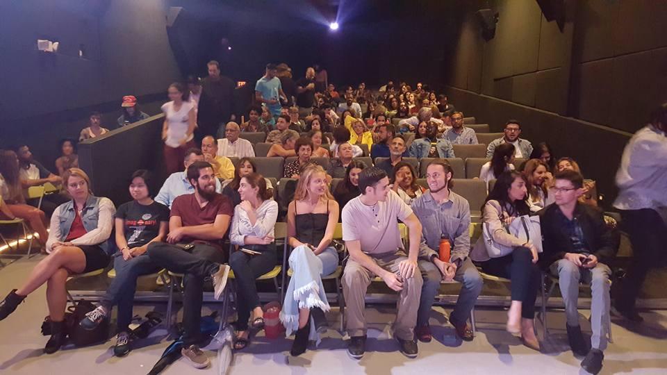 My audience!