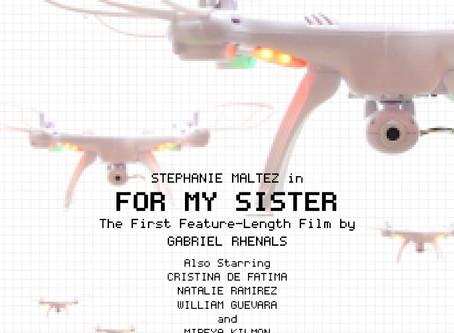 Blog Post #91: 'For My Sister' Gets Limited Online Release!