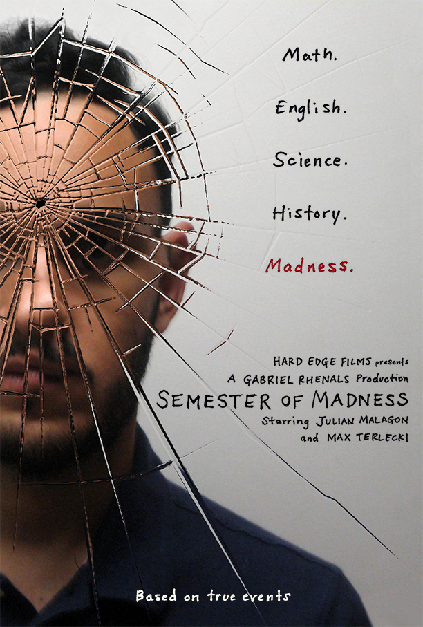 Semester of Madness - Poster