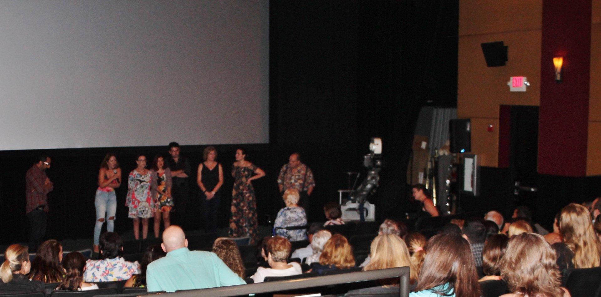 Second screening at Gables Cinema!