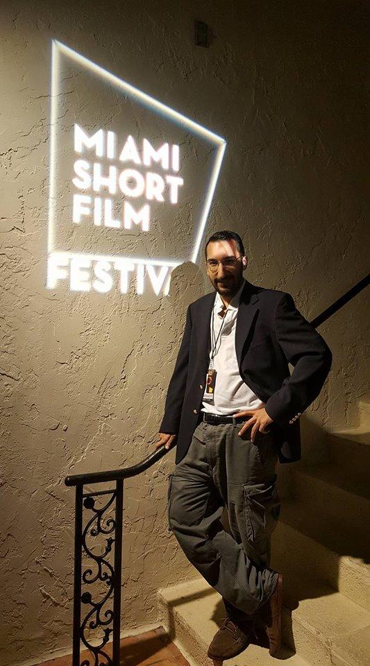 At Miami Short Film Festival 2016!