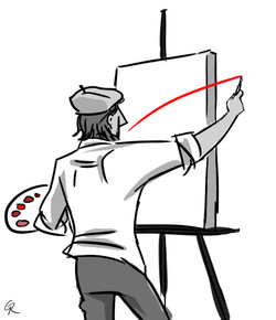 Reality Painter