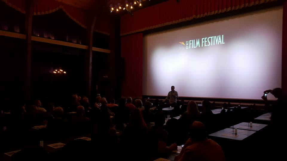 At Key West Film Festival 2016!