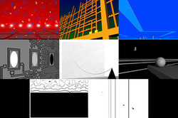 Cinematic Expressions - Abstract Designs