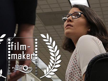 Blog Post #36: 'film-maker' Airing Nationally!