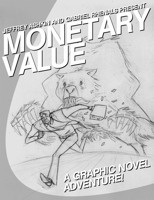 Monetary Value - Cover Concept