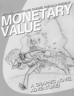 Monetary Value - Cover Concept
