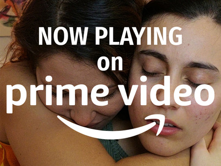 Blog Post #99: 'For My Sister' Now Playing on Amazon Prime Video!
