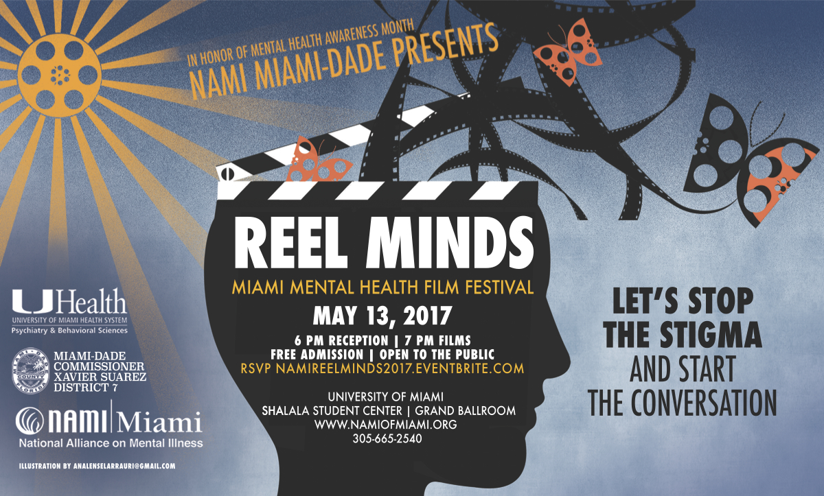 Reel Minds Flyer