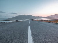 Roadways, Iceland