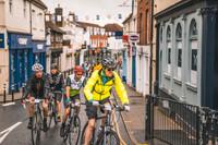 Farnham charity bike ride