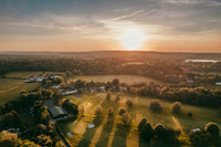 Sun set at England golf mixed under 18 championships