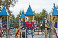 Дети в Playground