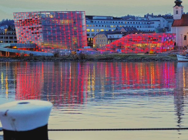 Ars Electronica in Linz / OÖ