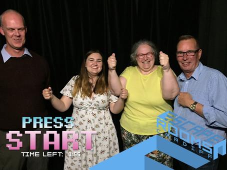 ESCAPE ROOMS CARDIFF – Press Start