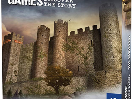 ADVENTURE GAMES: DISCOVER THE STORY By Thames & Kosmos