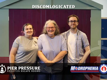 PIER PRESSURE - Modrophenia