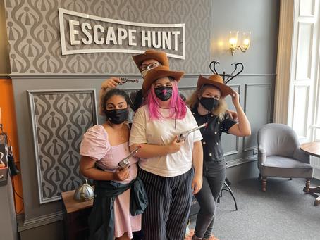 ESCAPE THE WILD WEST - Escape Hunt